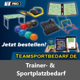 Sportplatzbedarf
